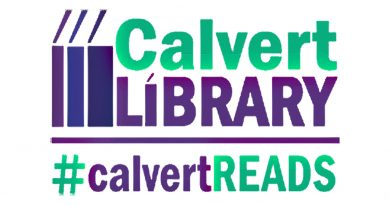Calvert Library Closing Bookdrops, Curbside and Mobile Service