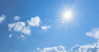 SoMd weather for Sunday, May 26, 2019