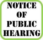 public-hearing