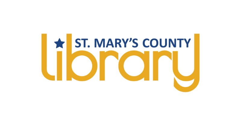 St. Mary's County Library logo