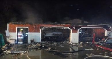 Mechanicsville-garage-fire