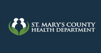 Town Hall Meeting Scheduled to Present the 2018 Youth Risk Behavior Survey Results for St. Mary's County