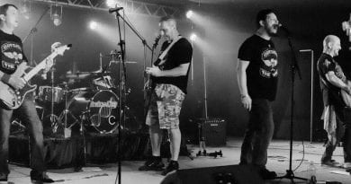 SoMd Local Music Schedule for July 18-24, 2019