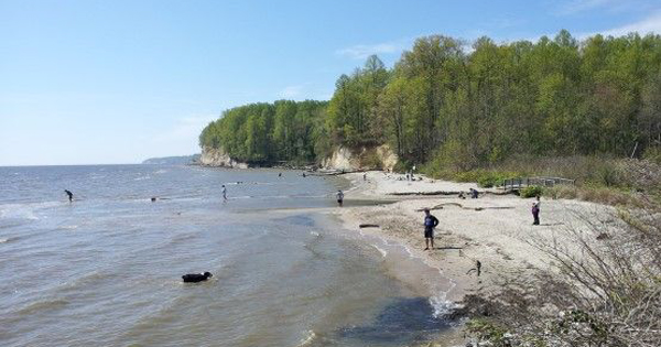 Bay Front Park Public Beach Closed Until Further Notice
