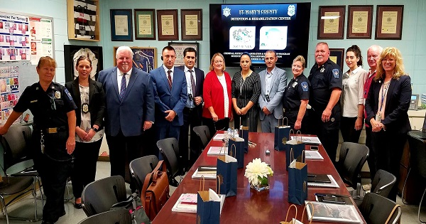 Armenian Criminal Justice Officials Learn About Pretrial