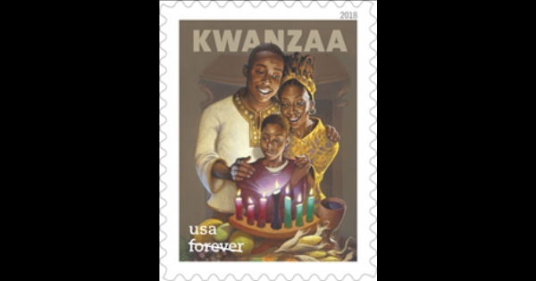 Kwanzaa Forever Stamp Dedicated Today - The Southern Maryland Chronicle