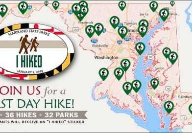 Step into 2019 with a First Day Hike