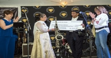 Drs. Ila and Vinod Shah Present CSM with $100,000 to Help Students Studying Nursing, Allied Health Programs