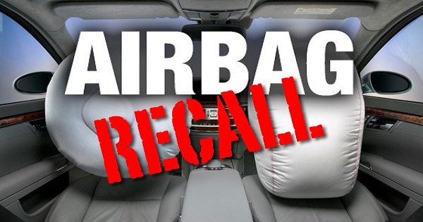 Toyota recalling 65,000 vehicles for faulty Takata airbags - The