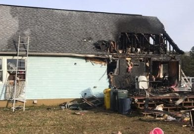 St. Leonard Family displaced after accidental fire