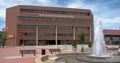 Anne Arundel County Volunteer Center Services Transferred Community College Takes on Nonprofit's Work