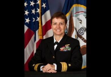 Ret. US Navy Rear Admiral C.J. Jaynes to speak at Women's History Month Banquet