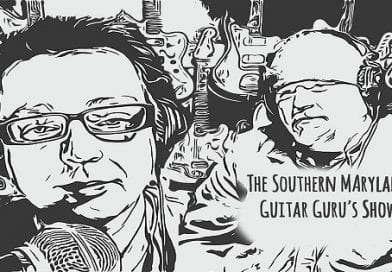 The Southern Maryland Guitar Guru's Episode – 13 Busy Day in the Music Industry