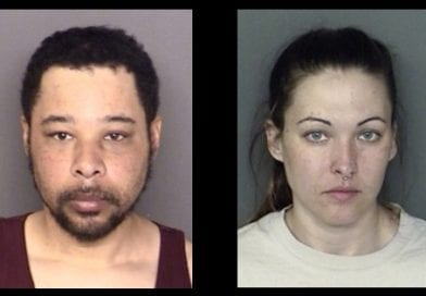Married couple arrested for Lexington Park Armed Robbery