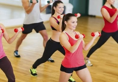 Physically active women have significantly decreased risk of heart disease