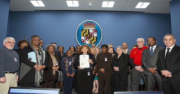 charles-county-commissioners-black-history-month-2019