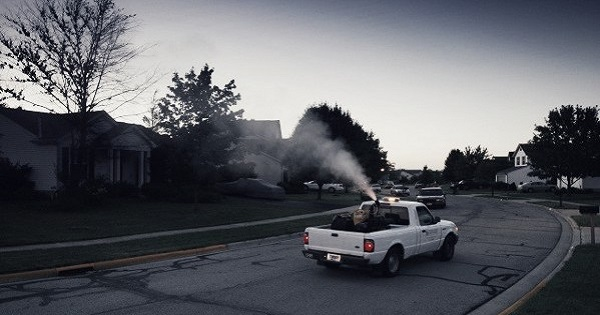 mosquito-spray