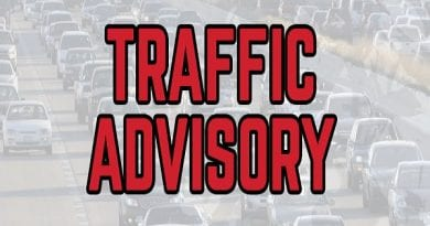 TRAFFIC ADVISORY:  Portion of Northbound Route 301 closed in Waldorf