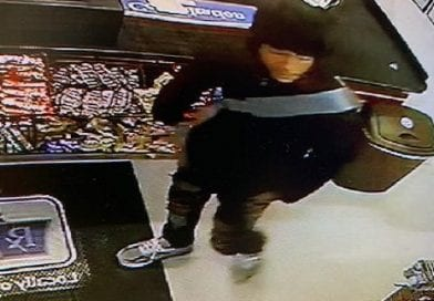 Suspects sought in Armed Pharmacy Robberies