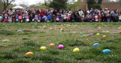 Hop into Spring During Calvert County Parks & Recreation Egg-celent Easter Events