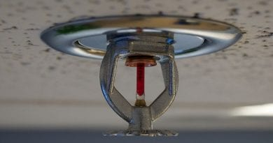 sprinkler-head