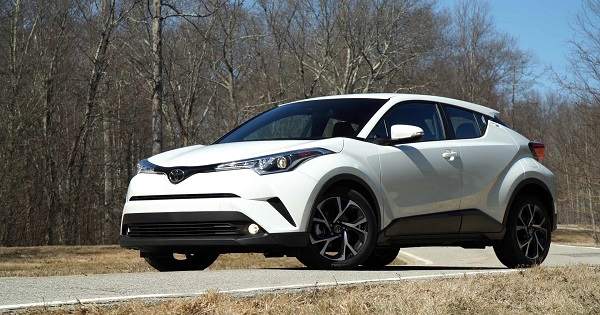 Toyota Of Southern Md >> Toyota C Hr Gets Tech Styling Upgrades And A New Grade