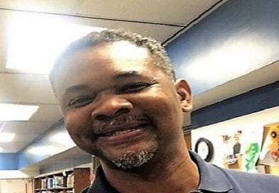 Calvert Elementary Educational Support Person of the Year: Rodney Gray