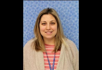 Calvert Middle School Teacher of the Year: Ashley Dare