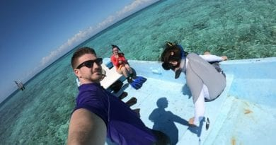 SMCM Students Explore Tropical Marine Ecology at Carrie Bow Cay, Belize