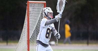 Men's Lacrosse Falls to No. 3 Salisbury in Regular Season Finale