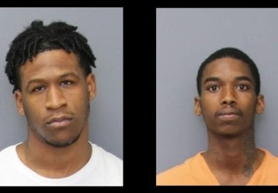 Bloodhounds track down robbery suspects
