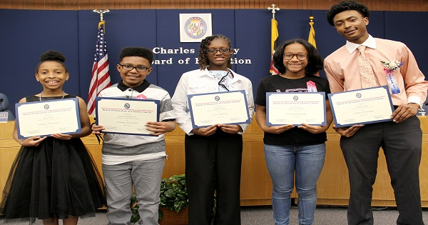 charles-county-honor-students-appril-2019