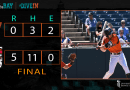 Baysox Shut Out in Erie