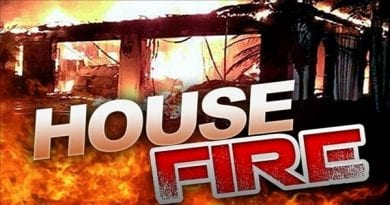 Structure fire reported in Golden Beach