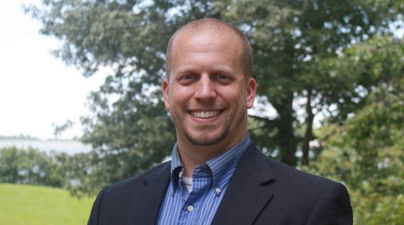 Commissioner Eric Colvin