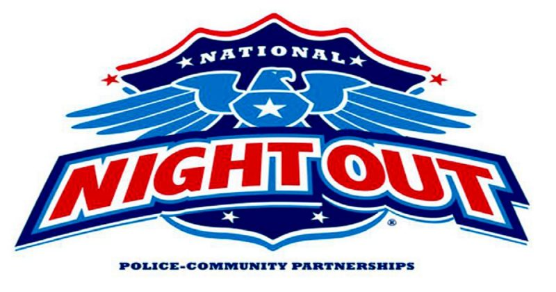 Communities Sought For National Night Out 2019