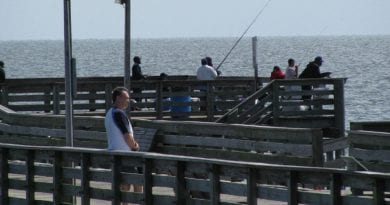 County, Sheriff's Office warned kids of jumping from North Beach Pier