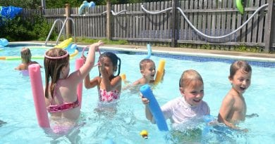 Maryland celebrates Healthy and Safe Swimming Week