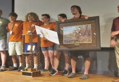 Calvert High wins 29th Annual Maryland Envirothon