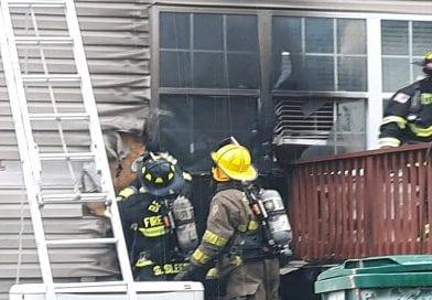 Hughesville fire blamed on Carpenters Blower Fan