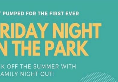 NAACP and St. Inie's Coffee hosts Friday Night In The Park on June 28