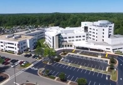 CalvertHealth Medical Center Opens New Patient Tower, Main Entrance