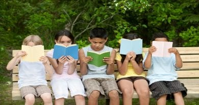 Summer Reading is for All Ages at St. Mary's County Library!