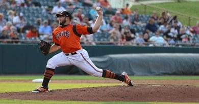 Four Baysox Named 2019 All-Stars