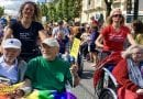 Cycling Without Age comes to St. Mary's