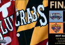 Crabs winning streak ends; falls to High Point 9-4