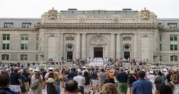 USNA announces the Class of 2023 Plebe Summer Parades - The Southern