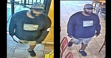 Sheriff's Office seeks identity of suspect in AutoZone theft