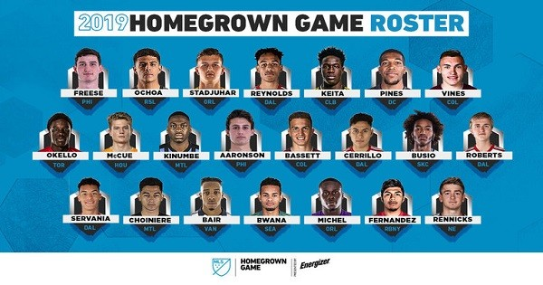 Donovan Pines named to 2019 MLS Homegrown Game roster - The Southern