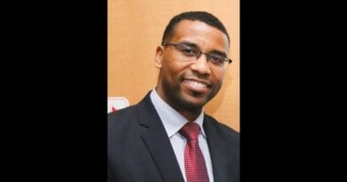 Alumnus Williams '03 Named a Very Important Professional by The Daily Record